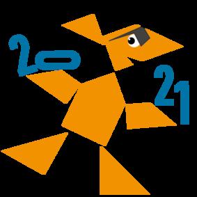 Logo Mathe-Känguru